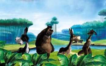动物狂欢节第1集